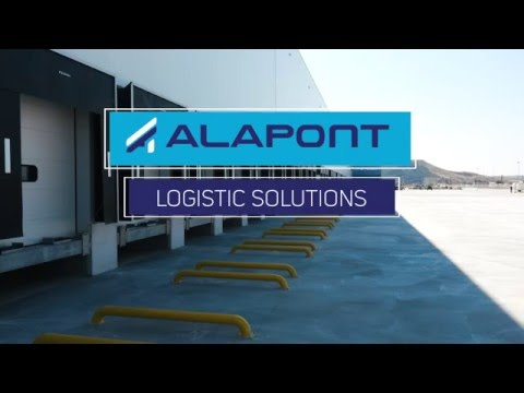 Vertical Dock Leveler- Alapont Logistic Solutions