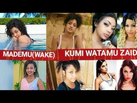 MADEMU(WAKE)10 WAZURI ZAID WA WASANII TANZANIA/WANAWAKE(MADEMU)KUMI WAREMBO ZAID WA MASTAR HAWA APA