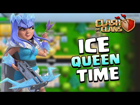 New Winters Update | New Hero Skin, Ice Queen Event Details.