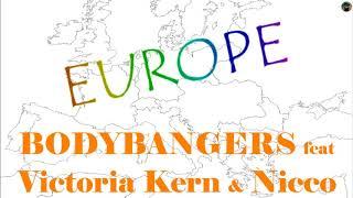 Bodybangers Feat Victoria Kern Nicco Europe
