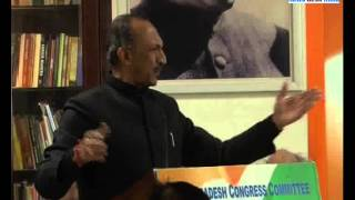 Jai Prakash speaking at 127th foundation day of Congress
