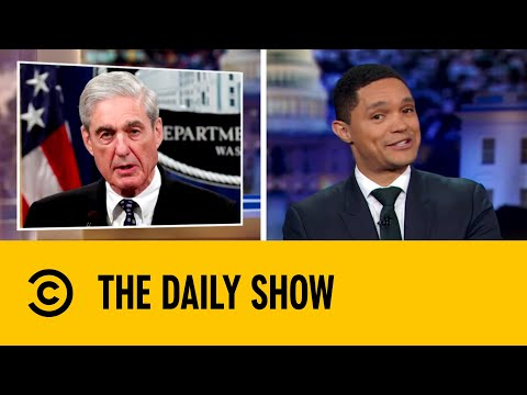 Robert Mueller Testifies Live On Capitol Hill | The Daily Show with Trevor Noah