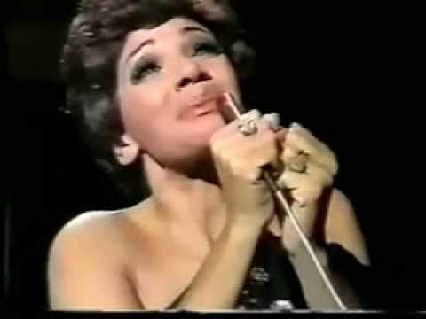 Shirley Bassey in This is my life. Live with Orchestra