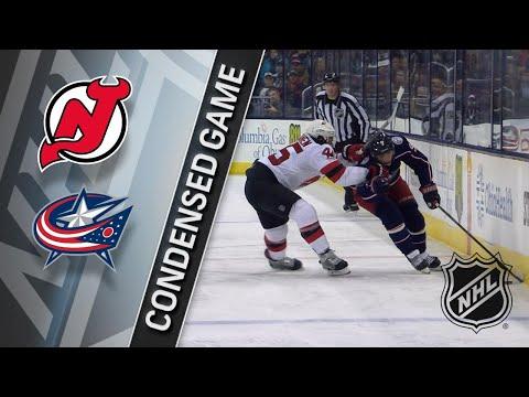 12/05/17 Condensed Game: Devils @ Blue Jackets