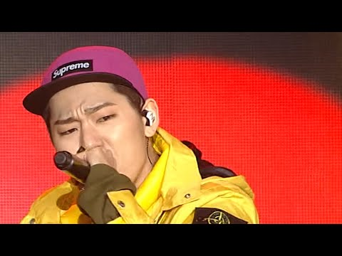 [5th GAONCHART K-POP AWARDS] ZICO(지코) - Boys And Girls (Feat. Babylon)