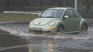 Потоп в Гомеле: ливень шёл более 5 часов
