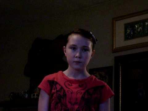 Mackenzie Arnold - Breathe Video - Take 1.avi