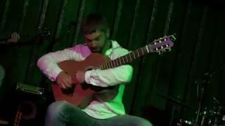 Как играть на гитаре СВИСТ? Виталий Будяк. Прием из композиции