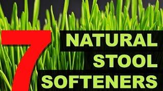 Top 7 Natural Stool Softener Remedies