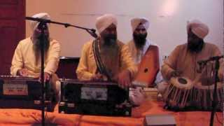 Bhai Gurmeet Singh Shant- Raag Basant, Hindol and Bahaar Guldasta aand Partaal