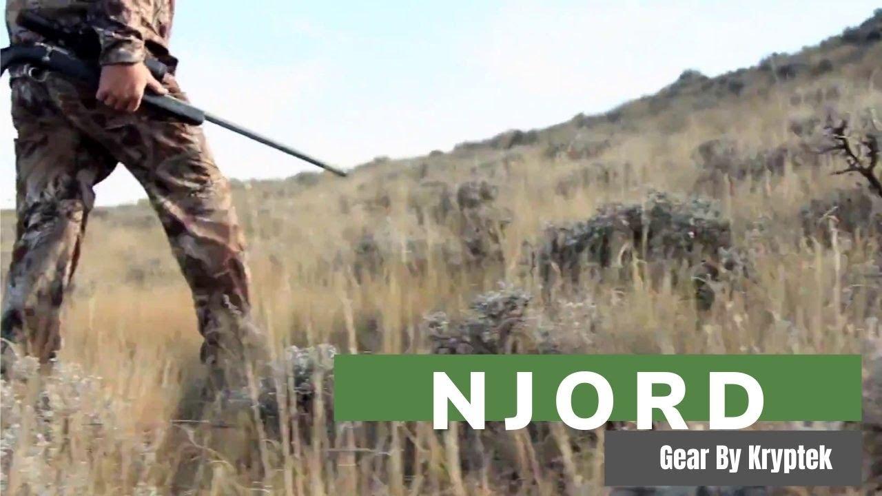 Kryptek 19NJOVH6 Njord Mens Highlander Camo X-Large Waterproof Hunting Vest
