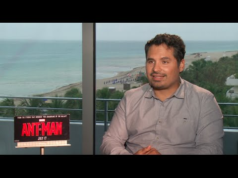 Michael Peña Interview - ANT-MAN - This Is Infamous