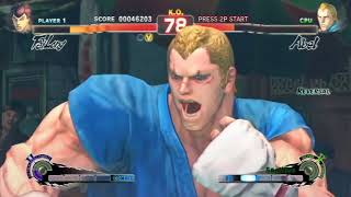 Video Games in Reverse Episode 11 - Super Street Fighter IV (PS3)