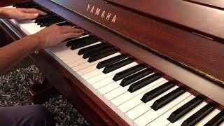 DELTARUNE: The World Revolving (Jevil's Theme) - Piano Cover