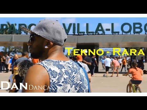 Tekno – Rara Choreography Dance / Tekno – Rara Coreografia Dan Dança