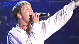 Nick carter - Best vocals!