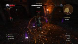 The Witcher 3 blood and wine-spoon collector boss fight
