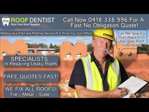 Best Roof Repairs Melbourne East Expert Roof Repair Fix Leaky Roofs