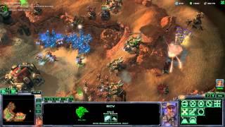 Starcraft: Mass Recall T1.7 - The Trump Card
