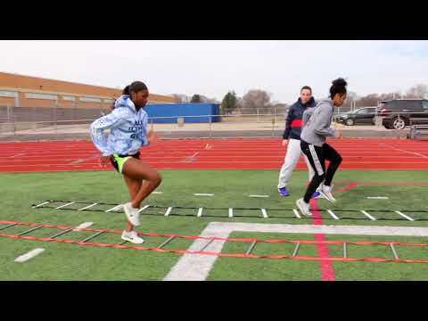 Workout Wednesday: Dajour Miles Sled Pulls And Circuits