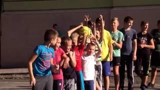 Для дітей із обмеженими можливостями провели олімпійський урок