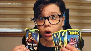 UNBOXING BOOKS OF FORTNITE IN REAL LIFE!!! plus de