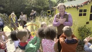 Sensory Garden opens for children of all abilities