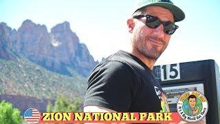 An Adventure Exploring Zion National Park in Springdale, Utah-TRAVEL MAN DAN