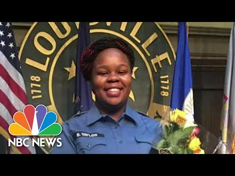 Breonna Taylor's Family Agrees To $12 Million Settlement With City Of Louisville | NBC Nightly News