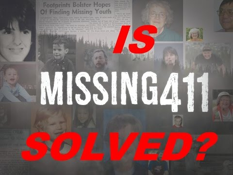 IS THE 411 MYSTERY OF MISSING PEOPLE FROM US PARKS AND FORESTS SOLVED?