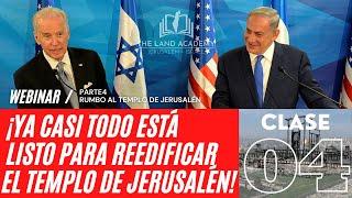 IMPORTANTE Ya esta casi todo listo para la construcción del Tercer Templo en Jerusalén