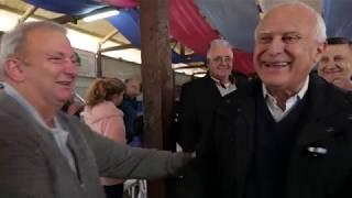 Lifschitz participó de la 2ª Fiesta Provincial de las Legumbres