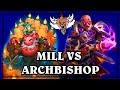 King Togwaggle VS Archbishop Benedictus ~ The Witchwood Hearthstone