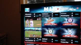 MLB Game mix starring Albert Pujols Braves/Phils and Barry Zito
