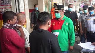 Cegah Penyebaran Covid-19, Pemko Medan Gelar Razia Masker