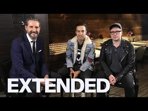 Fall Out Boy On Why New Album 'Mania' Was Delayed | EXTENDED