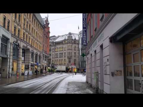 Oslo , Norway in the Winter