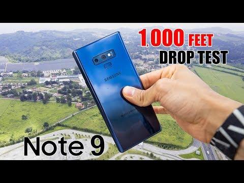 samsung-galaxy-note-9-drop-test---1,000-ft!-*no-clickbait-|-(in-4k)