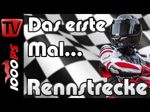 How To Motorrad Rennstrecke - Einsteiger Tipps & Tricks