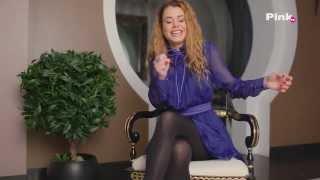 Юлия Лаута на PinkTV!