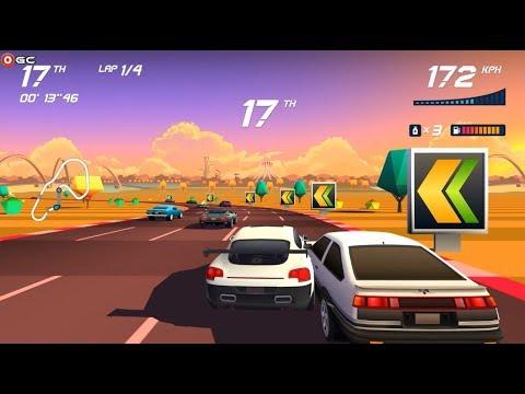 Horizon Chase Turbo 2018 / Sports Car Racing Games / PC Gameplay FHD #6
