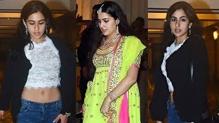 Saif Ali Khan's daughter Sara Ali Khan | Rich kid in Bollywood