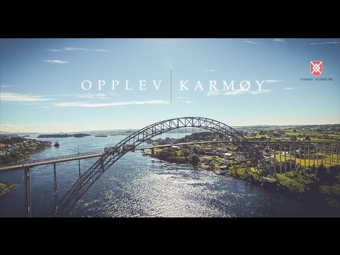 Opplev Karmøy (Norwegian version - 4K) Travel to Norway