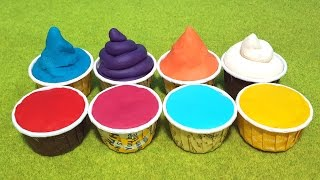 Play Doh Ice Cream Surprise Toys Characters Disney Minions AAAsurprise#22