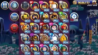 Топ 10 лучших персонажей Angry birds star wars 2