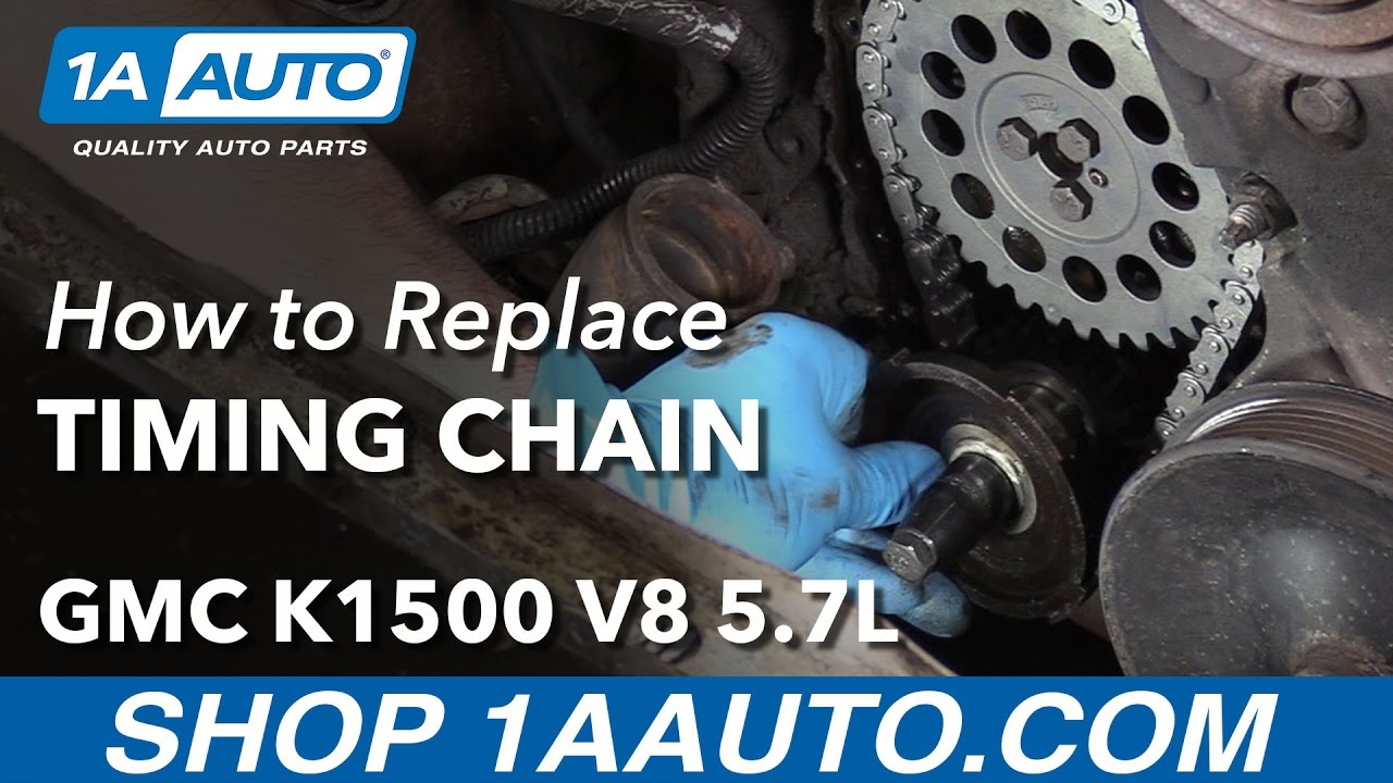 How To Install Replace Timing Chain 199699 GMC K1500 57l Youtube. How To Install Replace Timing Chain 199699 GMC K1500 57l. GM. Gm Parts Diagrams 1999 K1500 5 7 At Scoala.co