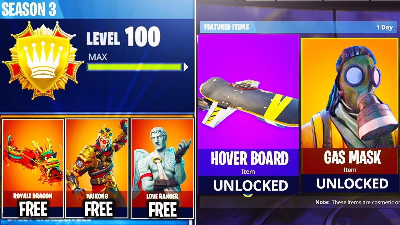 new secret level 100 max rank unlock fortnite battle royale season 3 worlds first level 100 - highest level in fortnite