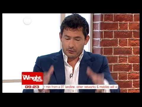 Giles Coren interview (28.05.10) - TWStuff