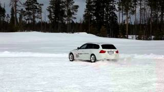 Тест Cordiant Winter Drive. Хулиганство на полигоне