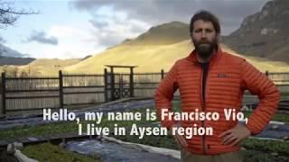 Francisco Vio, de Patagonia. #themarketgardenersmasterclass